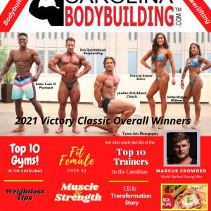 Carolina Bodybuilding Magzine