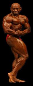 Bodybuilder Mr. North Carolina 1994