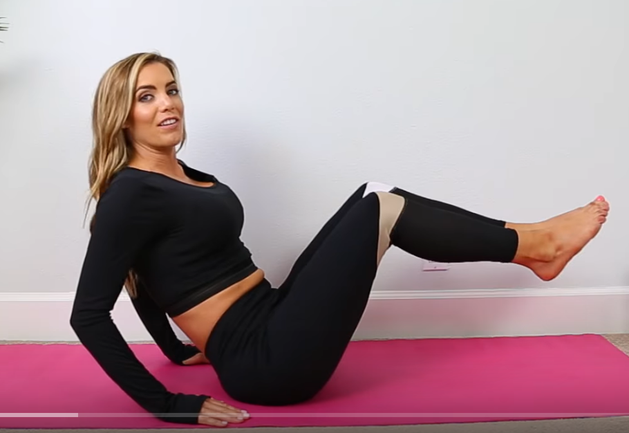 Lower Abs – Lose that Belly Pooch