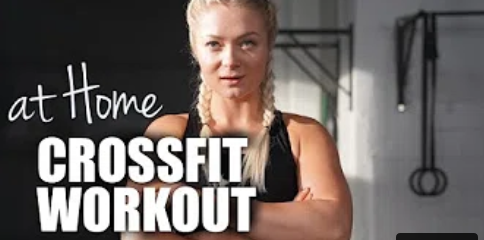 HIIT Crossfit Home Workout
