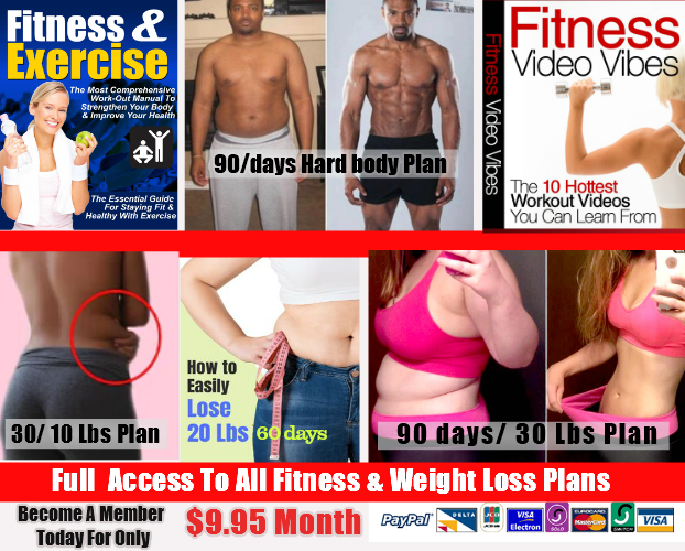 Fitness and weight Programs