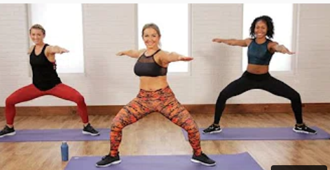 Beginners Low-Impact Cardio Workout