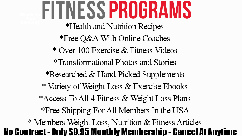 Only 9.95 membership to FatToFitbody