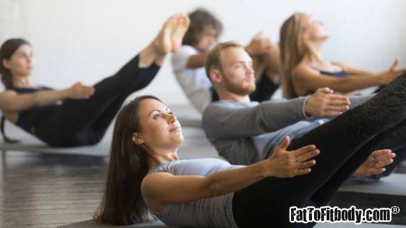 Pilates/Yoga/Stretching Workouts