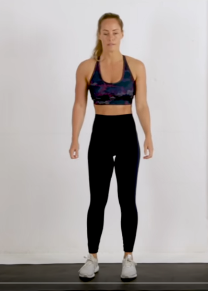 12 Minute Intense Full Body Tabata Workout