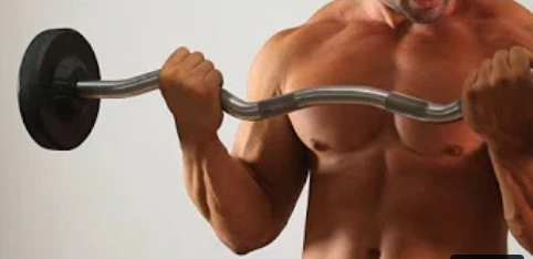 Barbell Curl How To