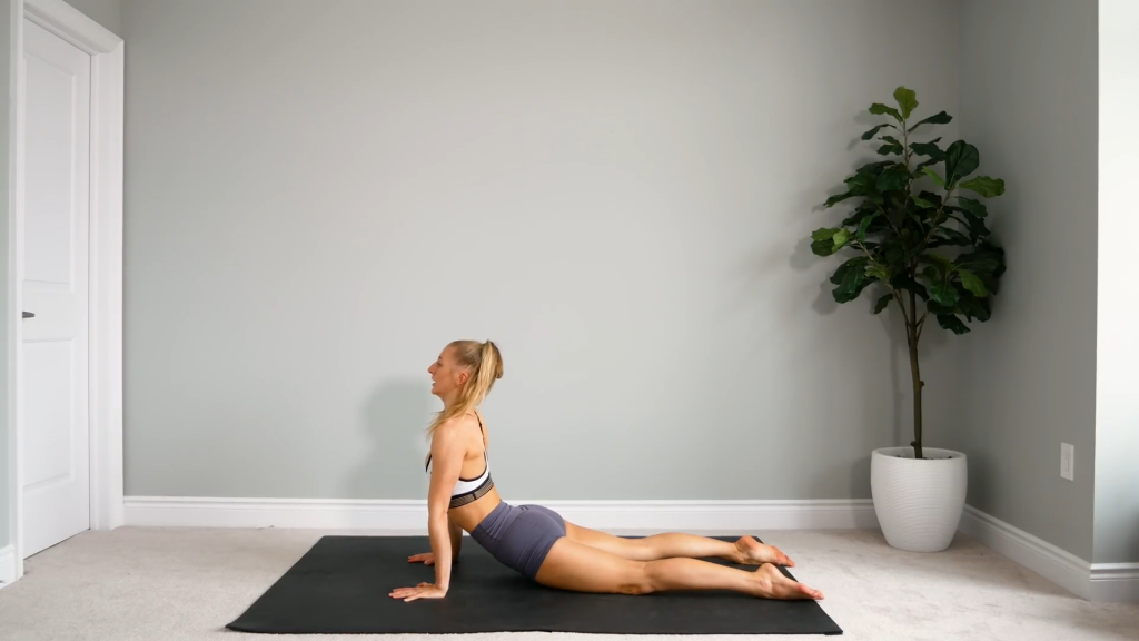 20 min Stretch/Yoga Full Body for Stress & Anxiety Relief