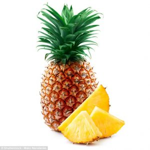 pineapple, health and fitness, healthy eating
