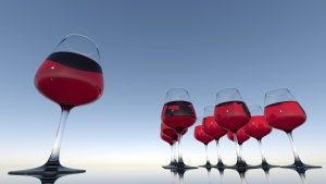 red wine heart health, benefits of red wine