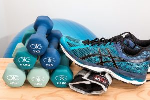 weights, health and fitness,