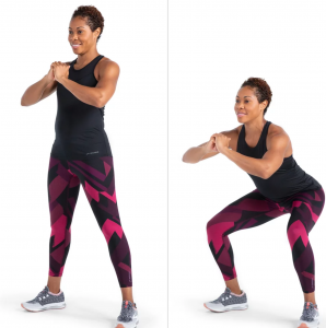air squats, exercise, fat to fit, fitness, weight training, healthy living, butt exercises