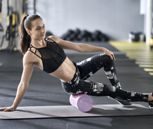 foam roller, positioning, balance, postural and muscle re-education, spinal stabilization, body awareness and coordination, and ranging and strengthening activities