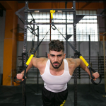 suspension workout, full body workout, build muscle, weight loss, burn fat, fat to fit, fitness