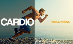 cardio training, aerobic exercise, weight loss, fitness, fat to fit, wake up to work out.
