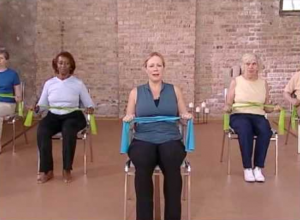 recumbent bike, obese, weight loss, fat to fit, fitness, exercise, exercise for the very obese, chair aerobics