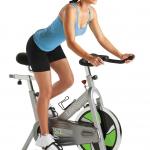 spin bike, stationary bike, weight loss, bike exercise
