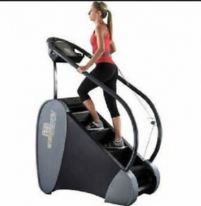stair stepper, fat to fit, fitness with a stair stepper, health and fitness