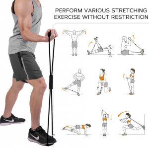 expander bands, resistance bands, fitness, weight loss, tone body