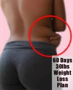 30 lbs Weight Loss Challenge