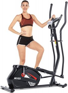 Elliptical Cross Trainer for Home Use