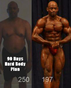 90 Hard body plan