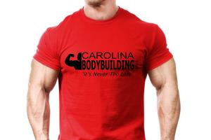 MEN's bodybuilding t-shirt