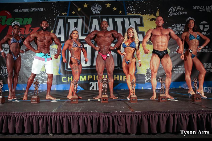 .Atlantic Coast Championships