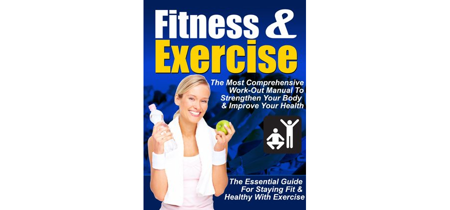 Fitness & Exercise Ebook